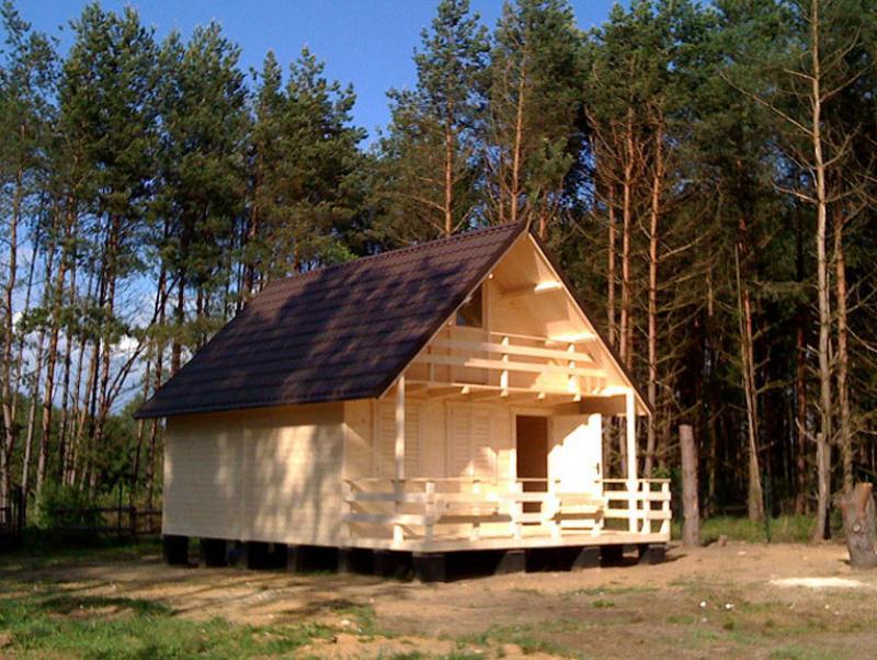 Case di legno for Case di legno rumene